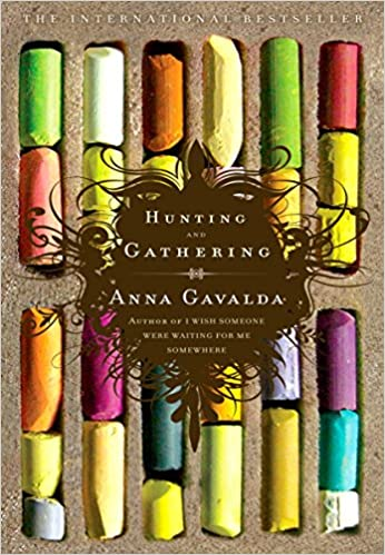 Hunting & Gathering by Anna Galvada